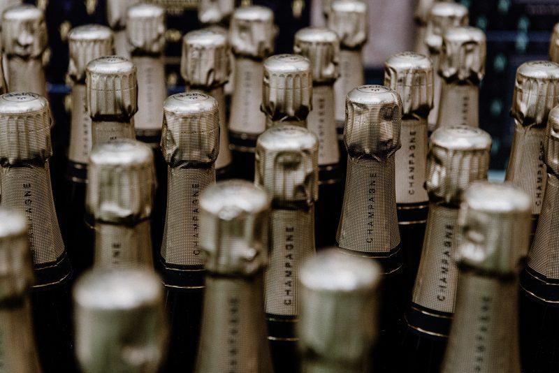 Product fotografie- champagne Yannick Prevoteau