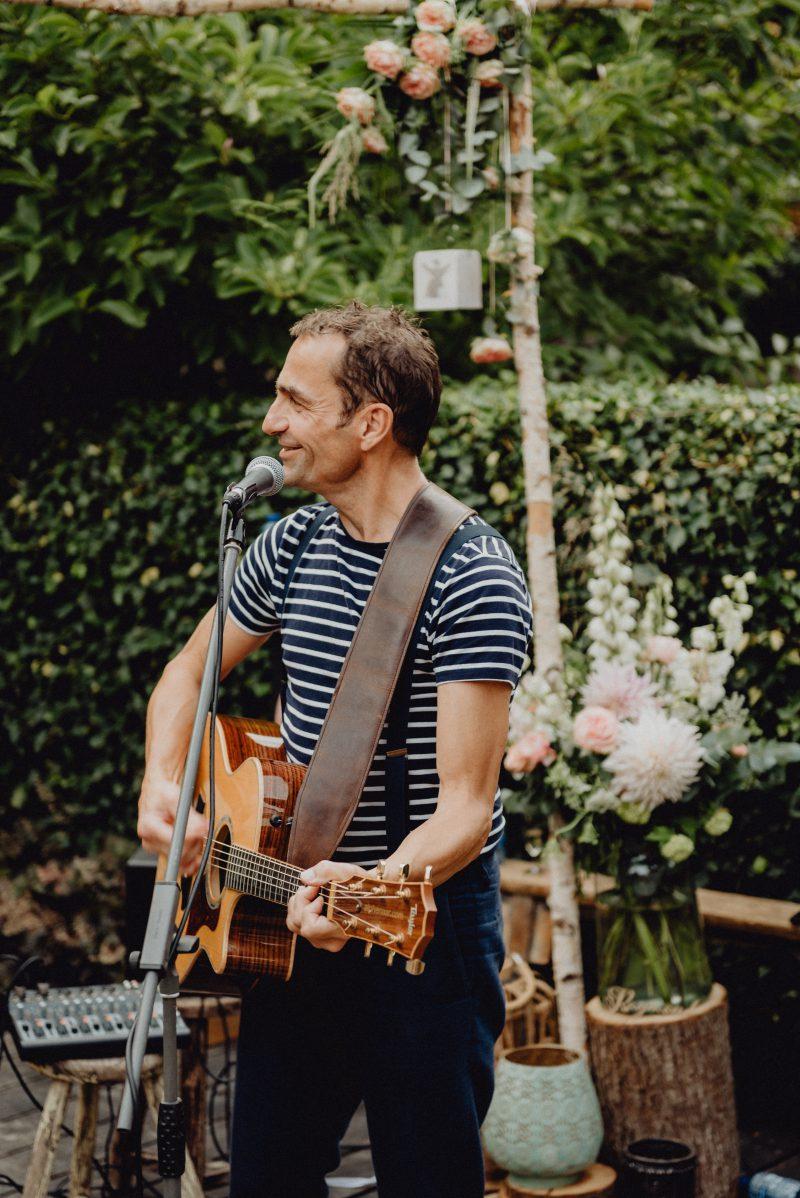 live muziek op je bruiloft